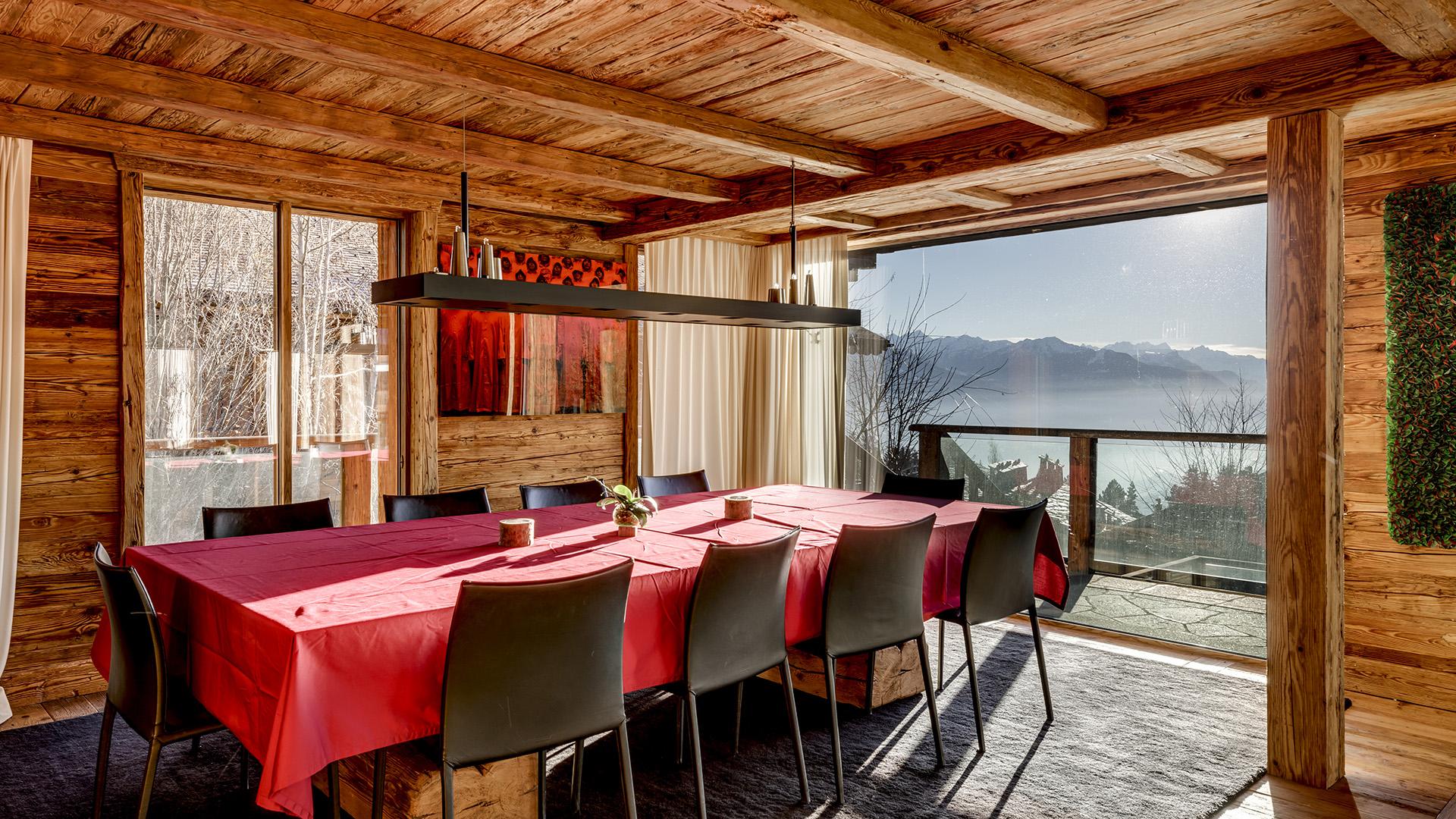 Chalet Cumbia Chalet, Switzerland