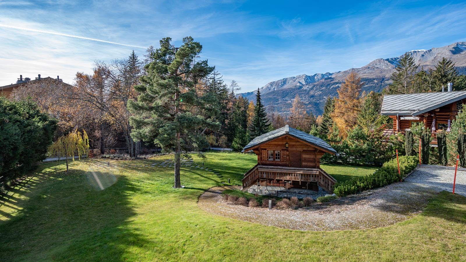 Chalet Jardin Chalet, Switzerland