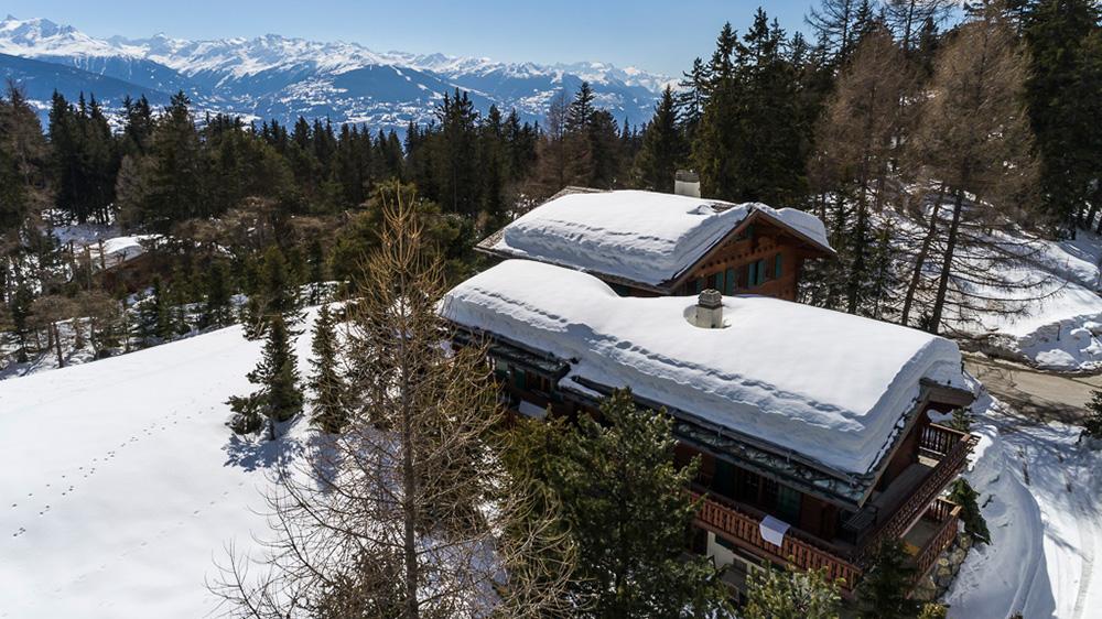 Chalet Oree du Bois Chalet, Switzerland