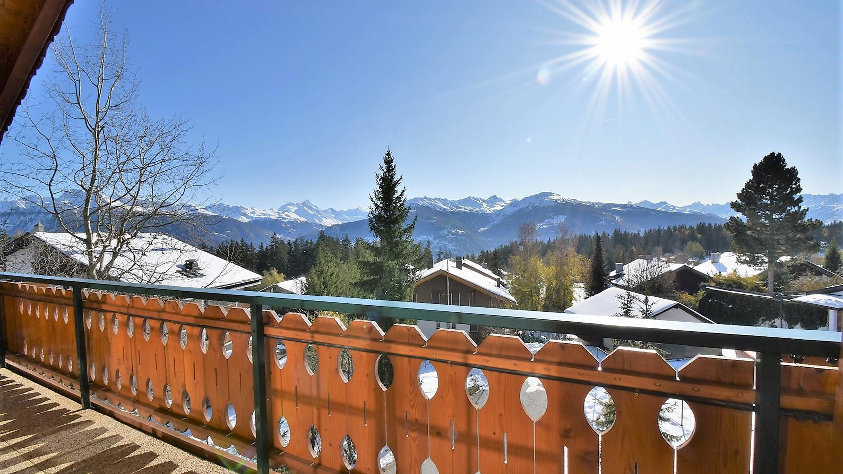 Pic Blanc Apartments, Switzerland