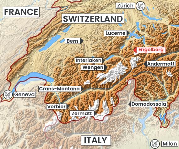 Engelberg map