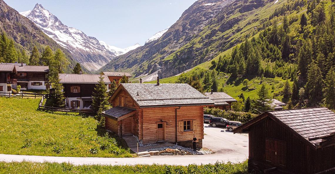 Chalet 6 Chalet, Switzerland