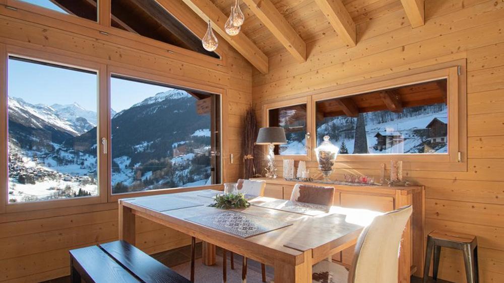 Chalet Le Rucher Chalet, Switzerland