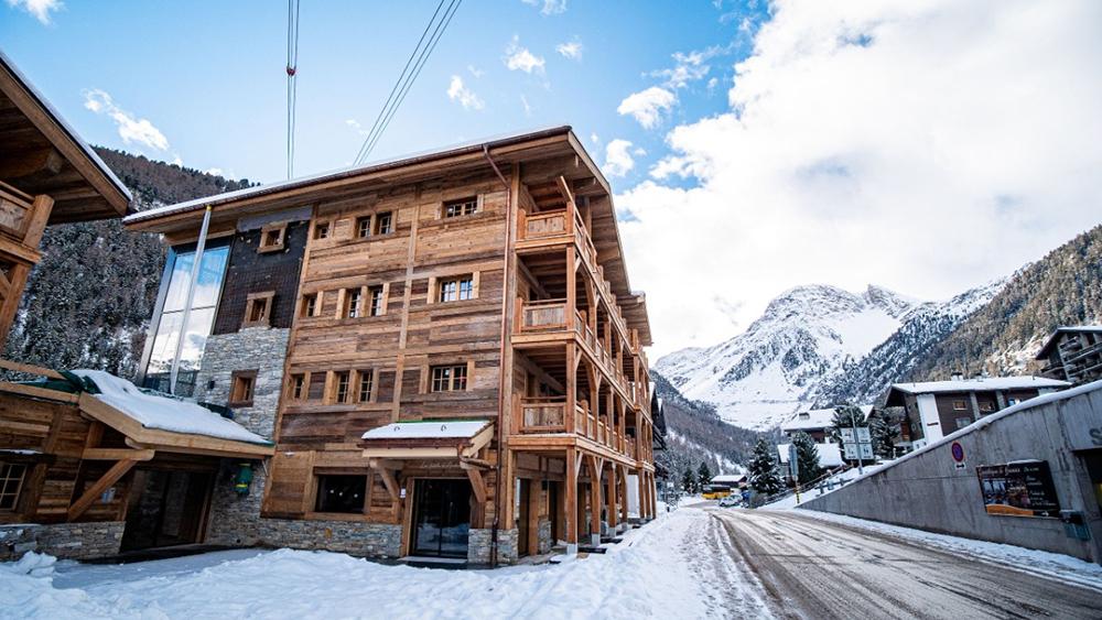 Flocons de Neige Apartments, Switzerland