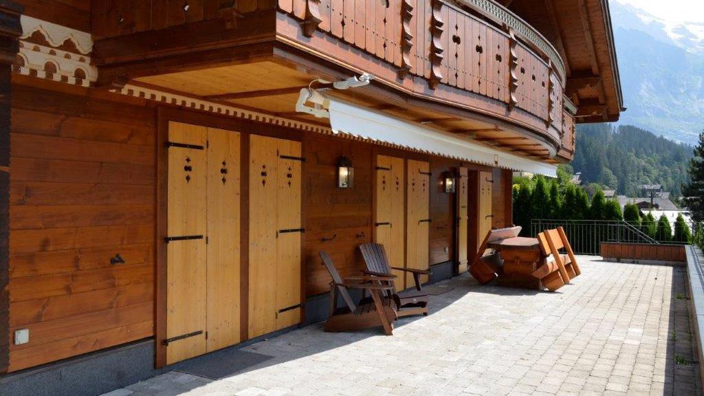 Chalet Bergwald Chalet, Switzerland