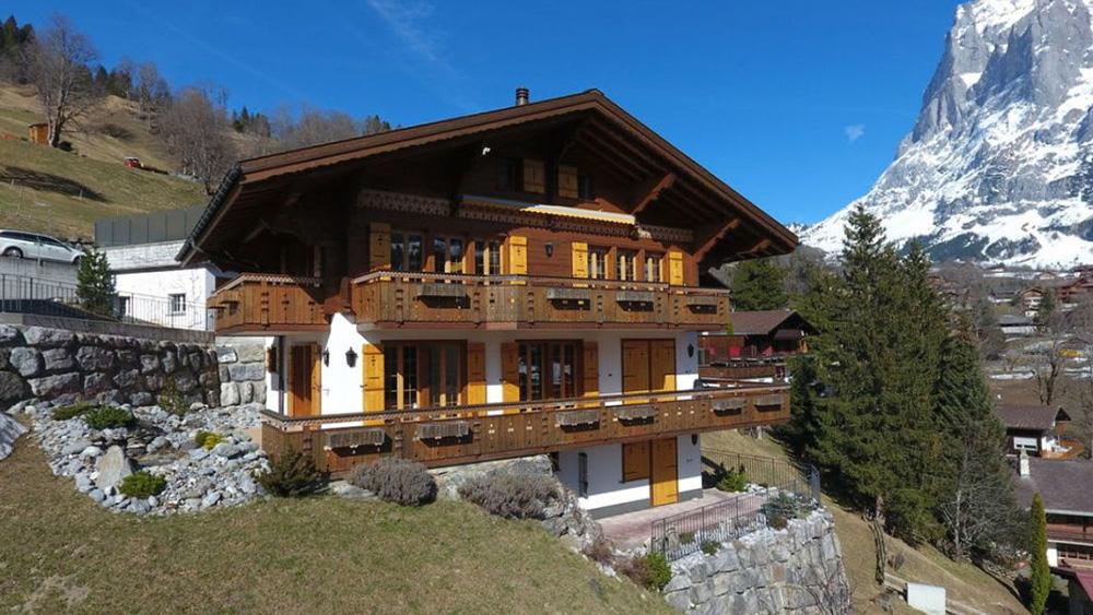 Chalet Home Chalet, Switzerland