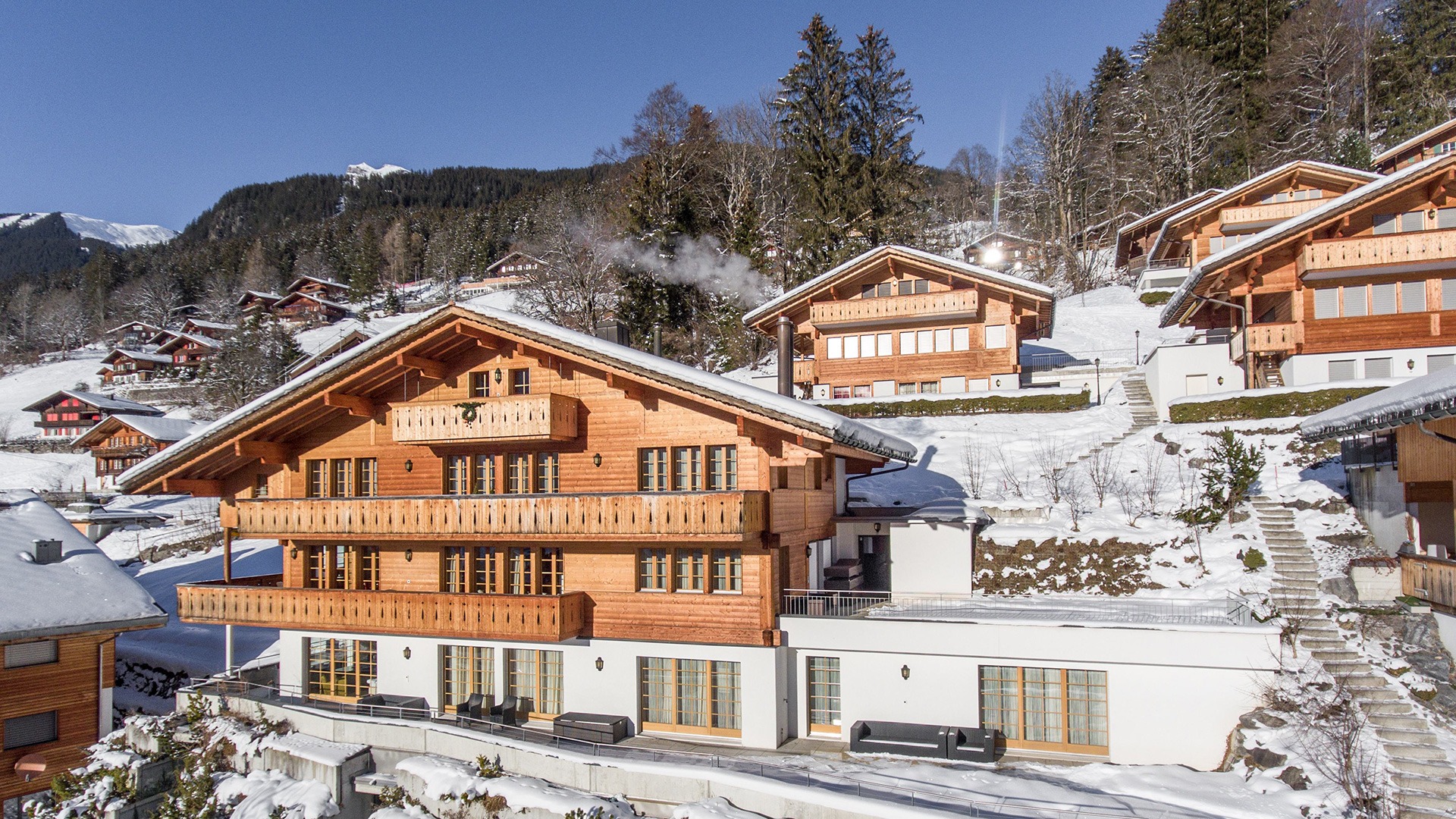 Chalet Rotstöcki Chalet, Switzerland