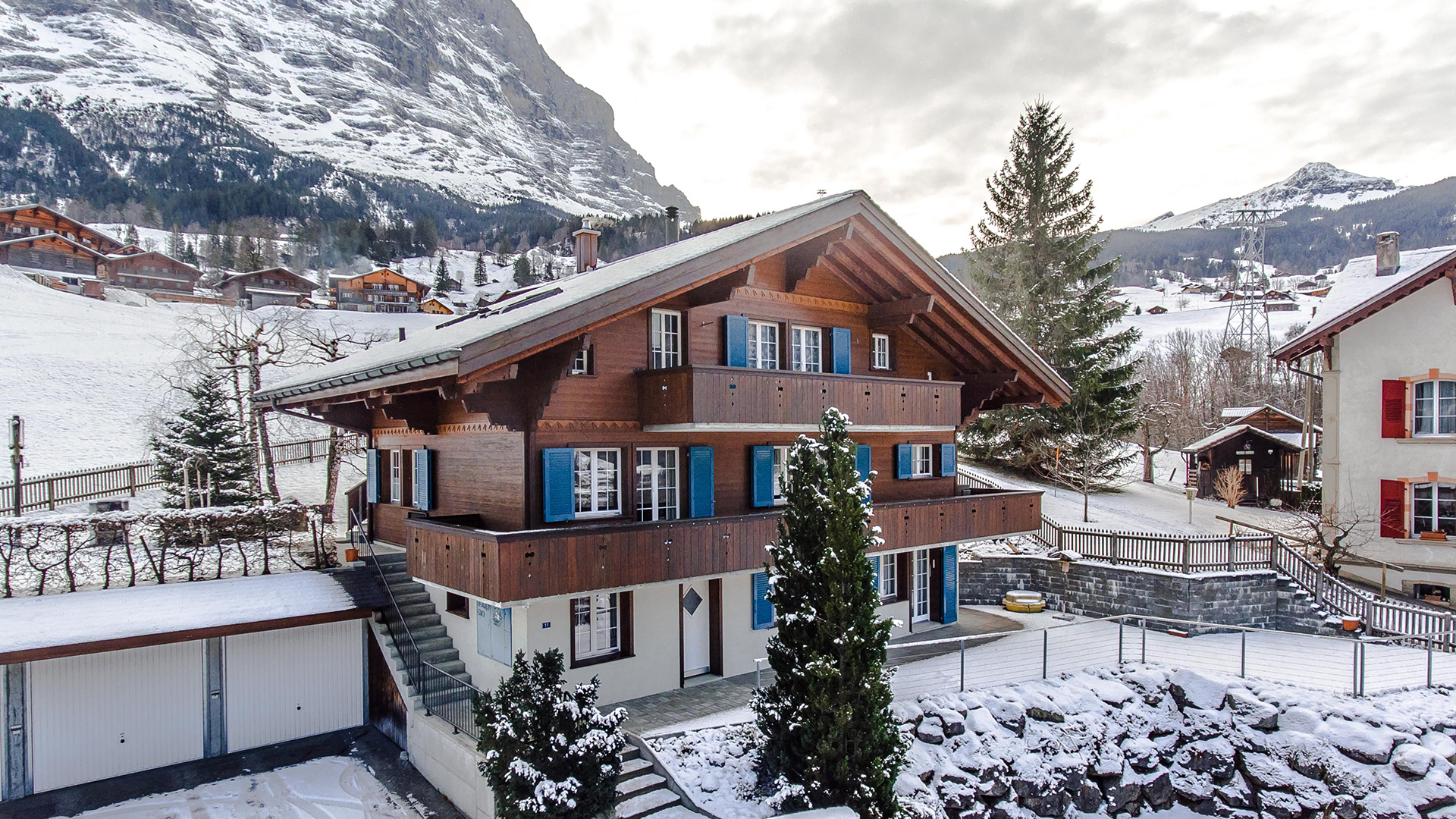 Chalet Sun Apartments, Switzerland