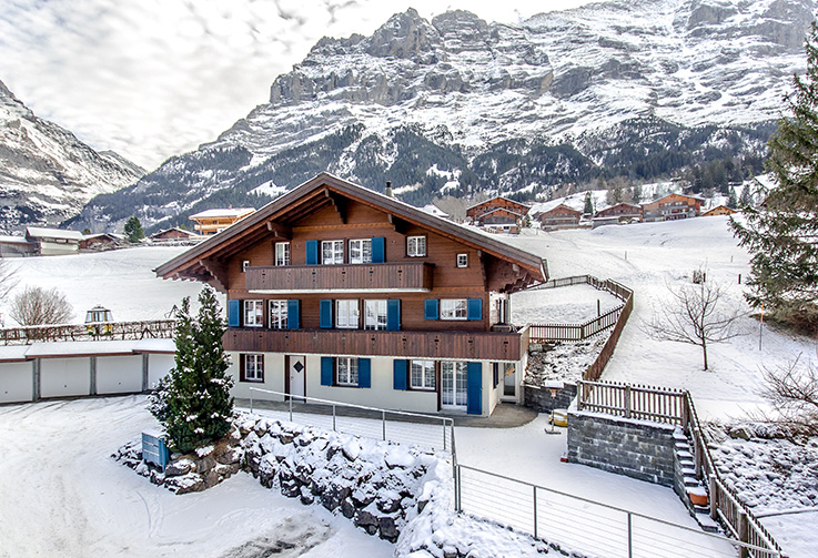 Grindelwald, Chalet Sun