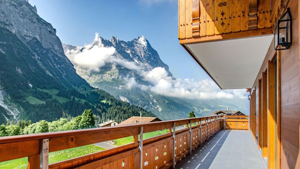 Chalet Vierjees Chalet, Switzerland