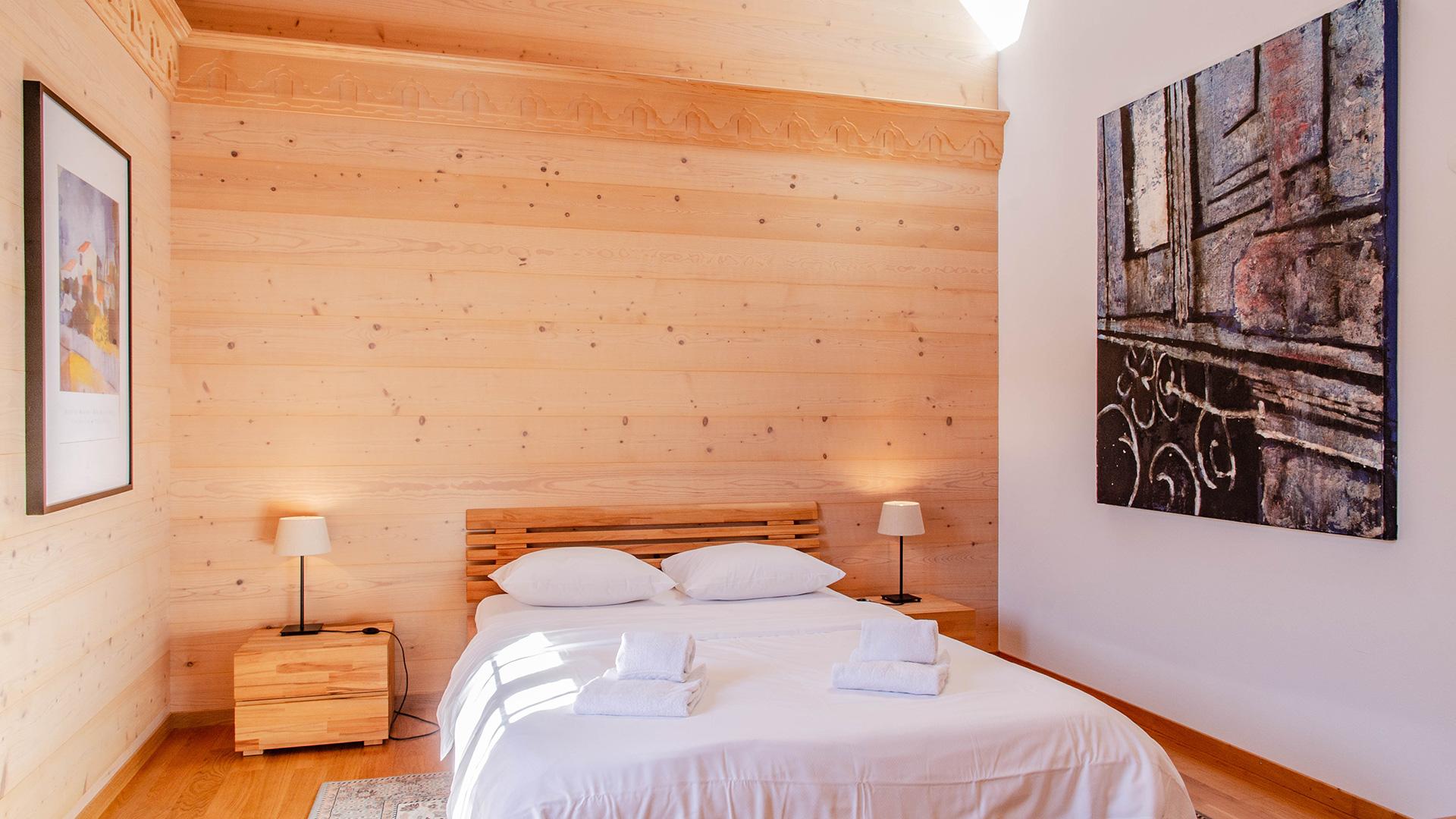 Snowflake Apartments, Switzerland