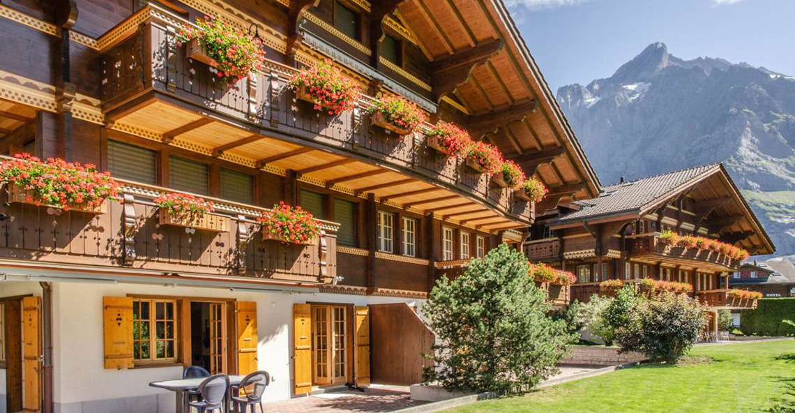 Vivaldi Apartments, Switzerland