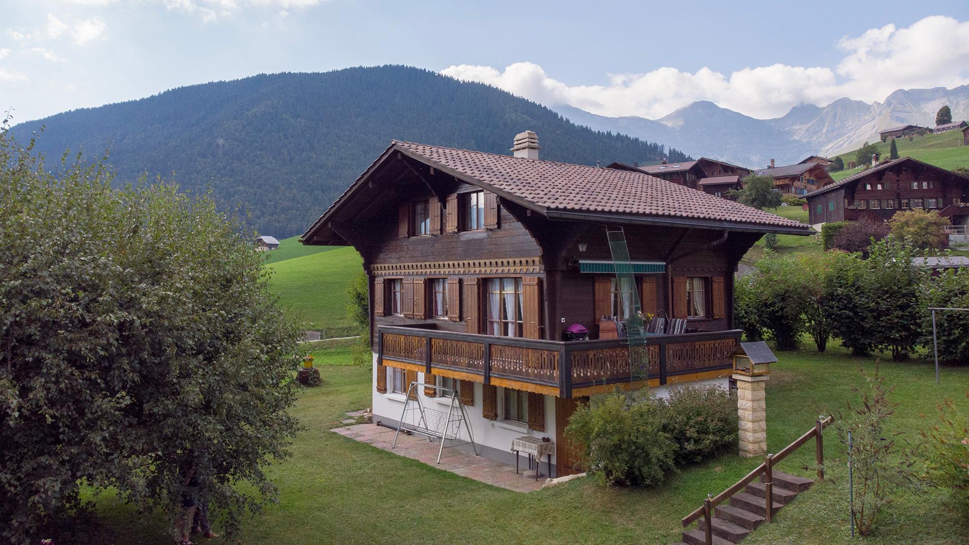 Chalet Flendruz Chalet, Switzerland