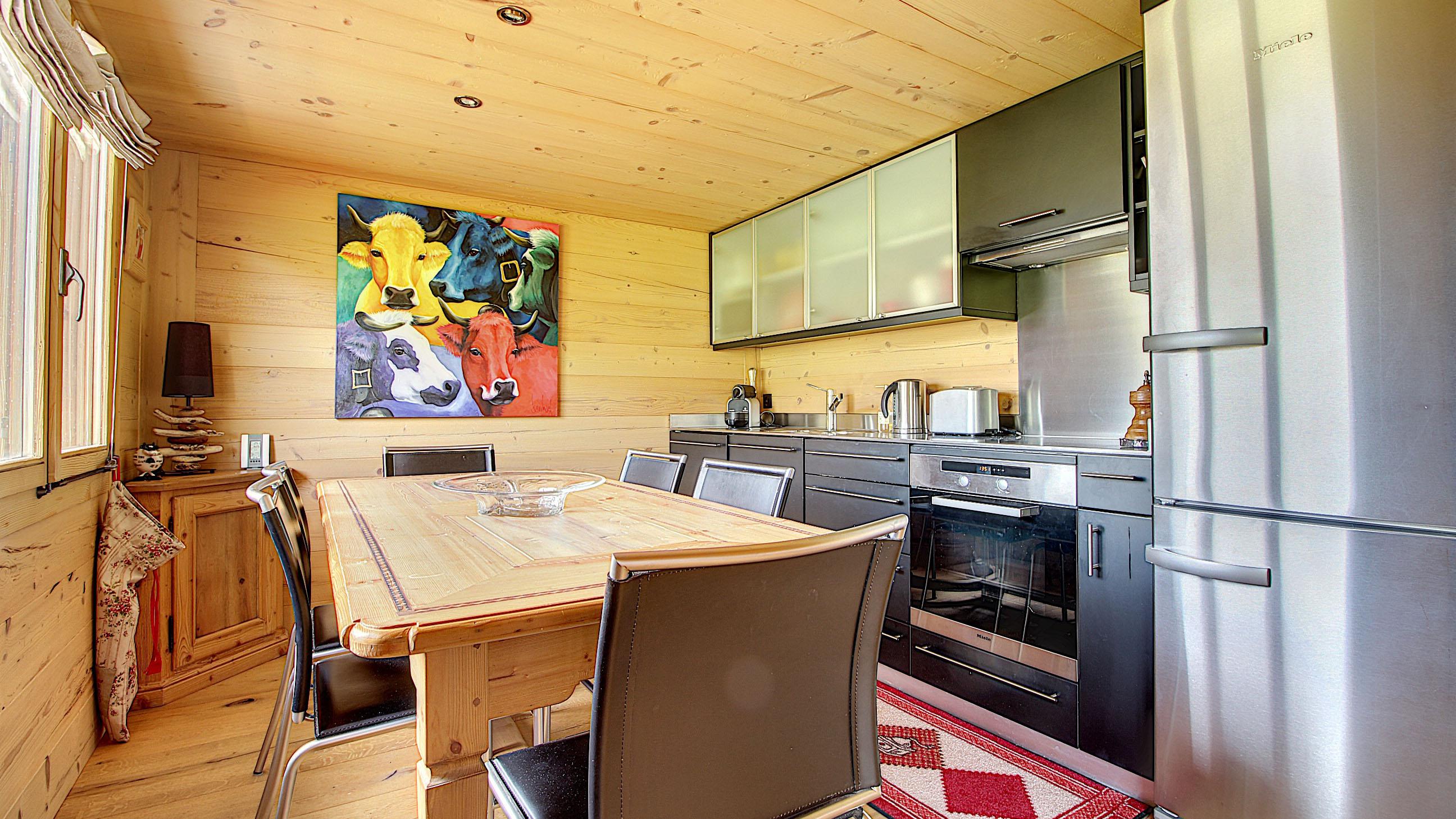 Duplex Apartment Apartments, Switzerland