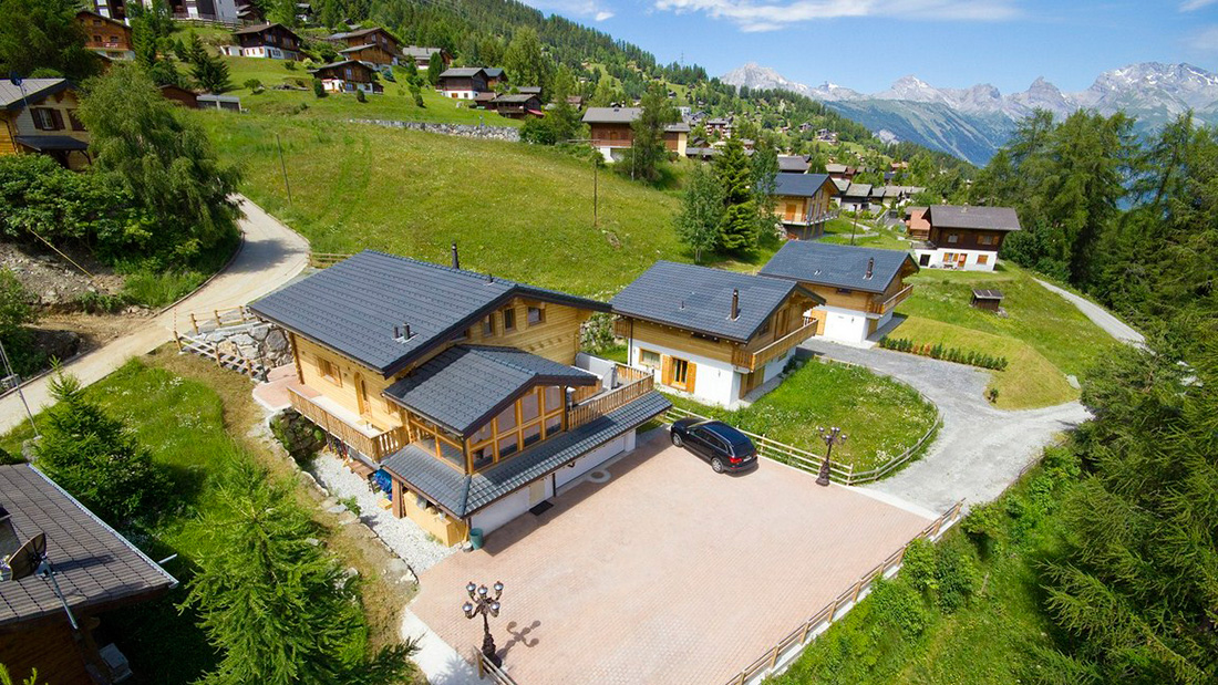 Chalet Begira Chalet, Switzerland