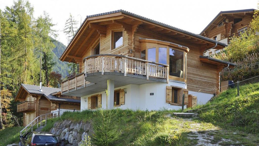Chalet Calon Chalet, Switzerland