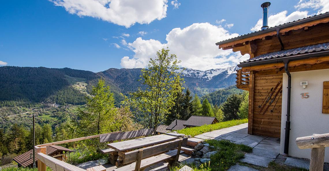 Chalet Colonia Chalet, Switzerland