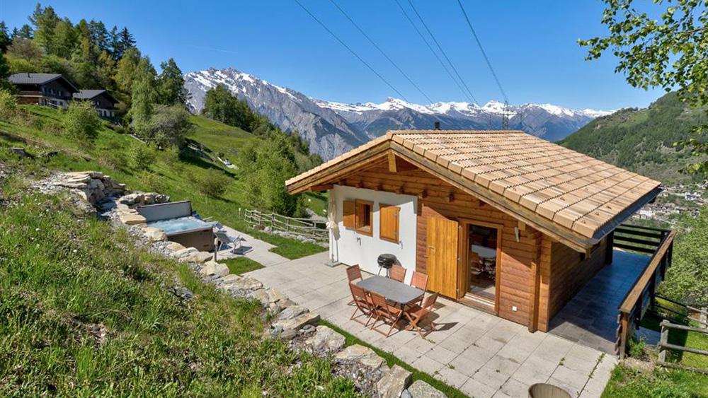 Chalet Cornalin Chalet, Switzerland