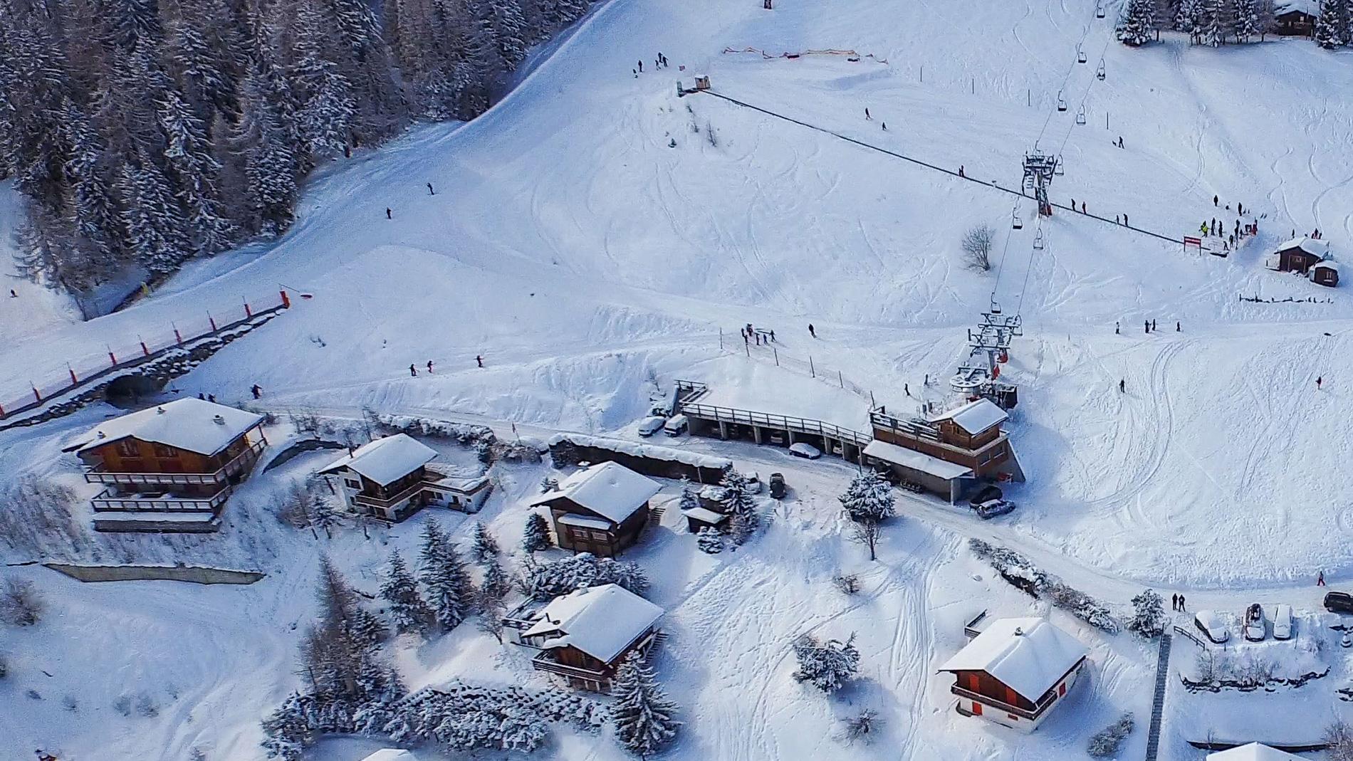 Chalet Enfants du Paradis Chalet, Switzerland
