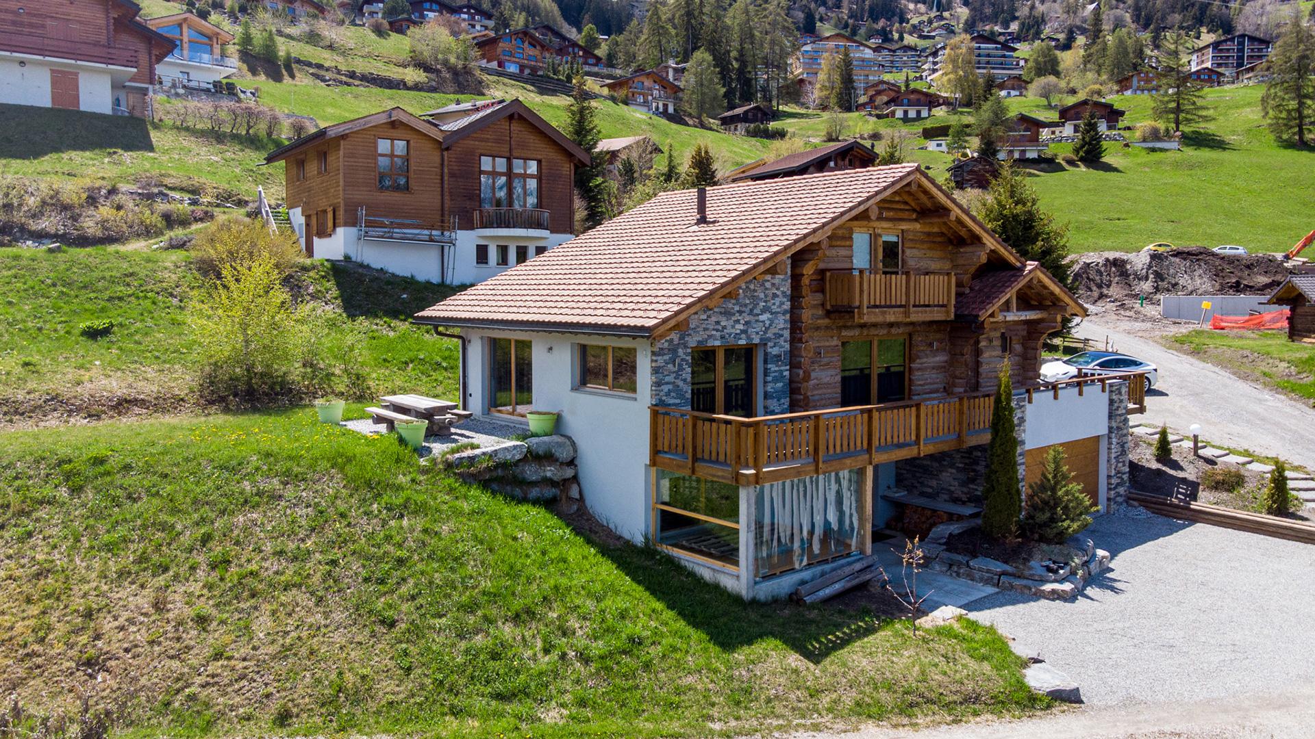 Chalet Foret Chalet, Switzerland