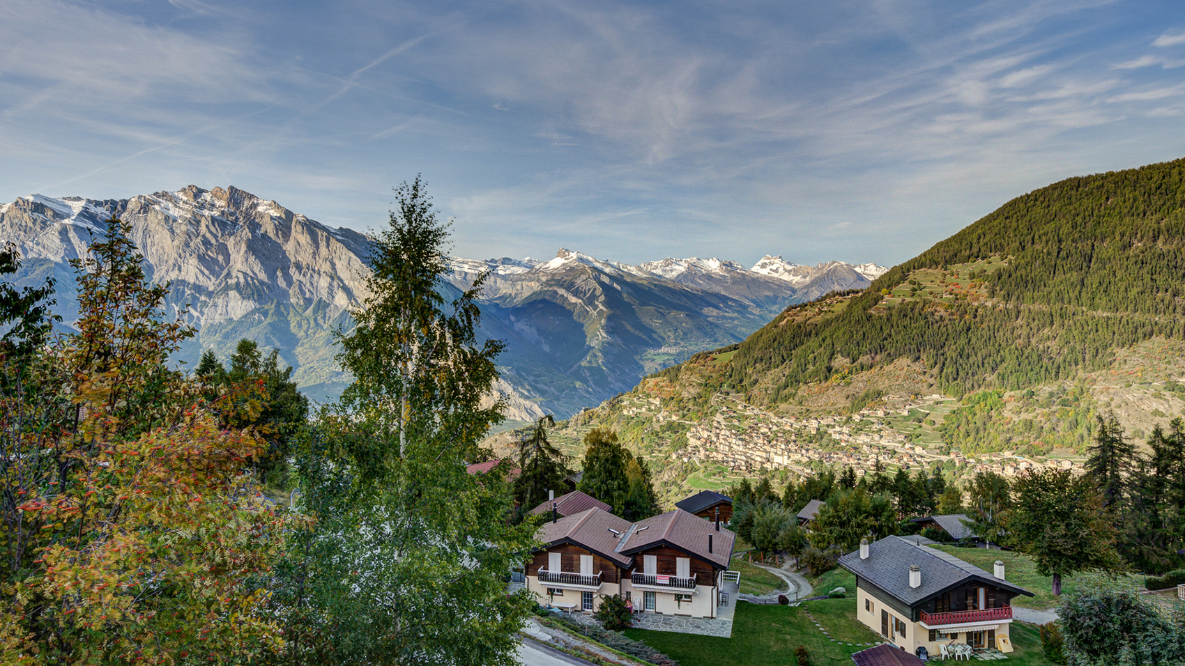 Chalet Fou Chalet, Switzerland
