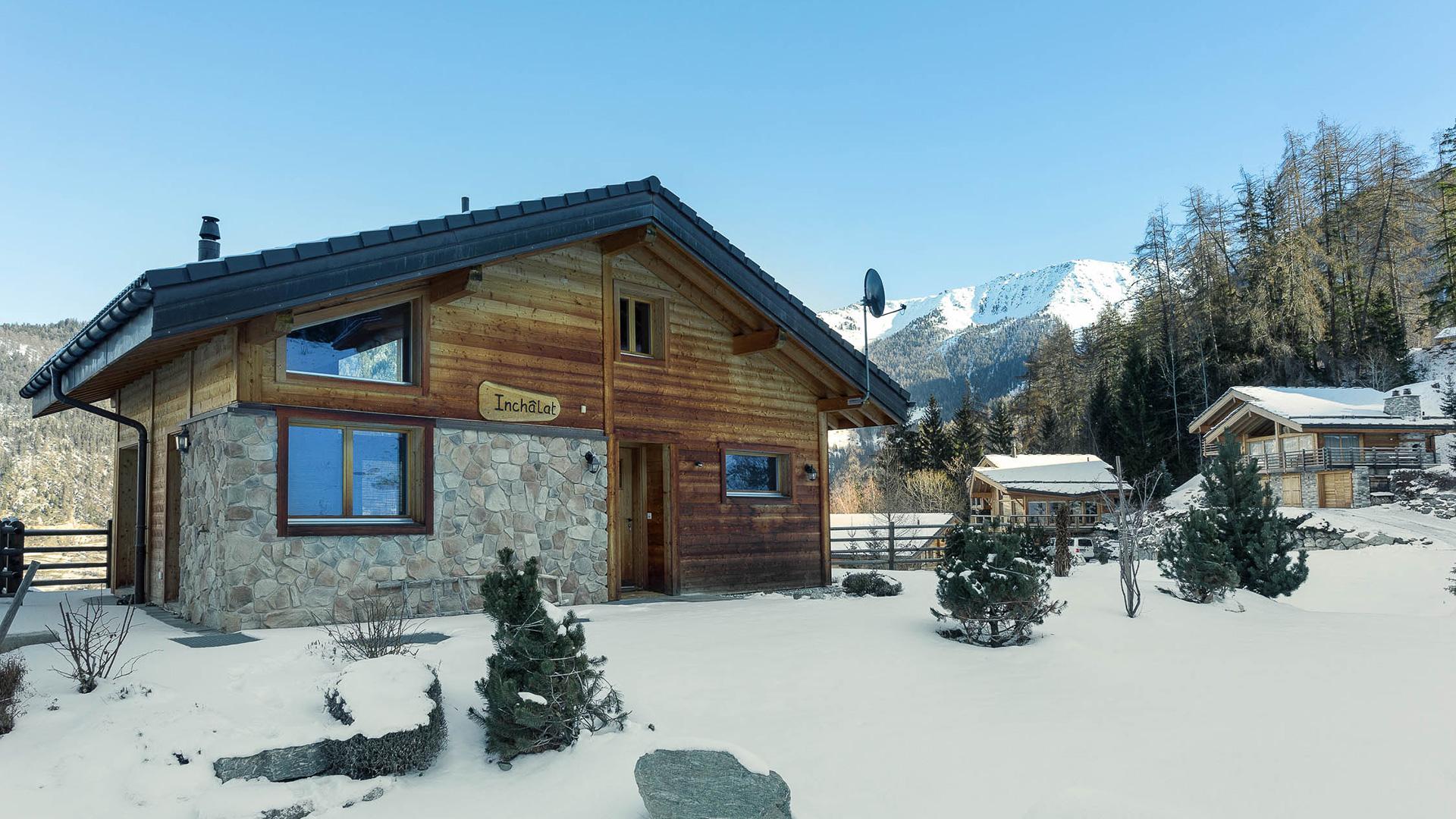 Chalet Inchalat Chalet, Switzerland