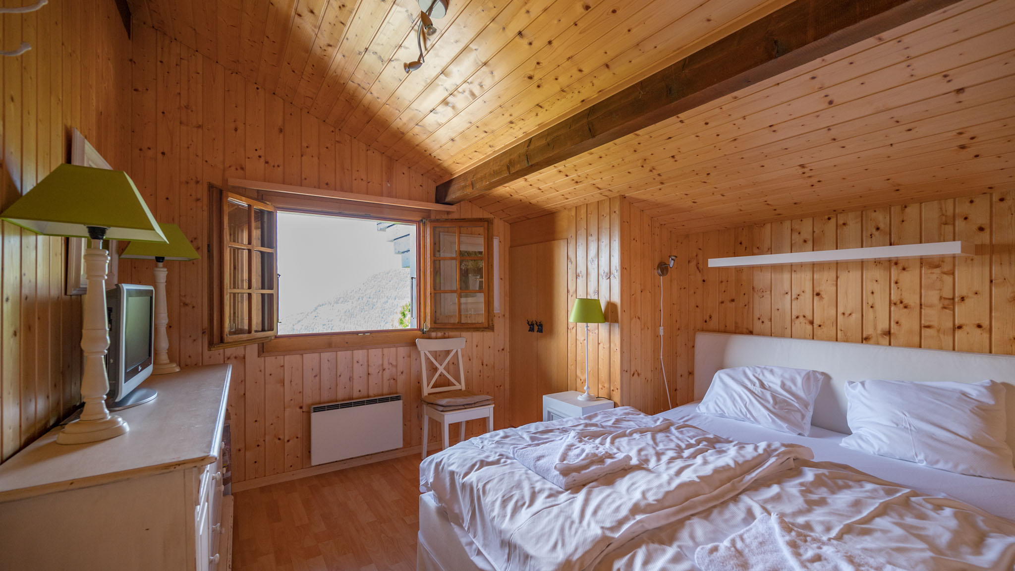 Chalet Pierre-Avoi Chalet, Switzerland