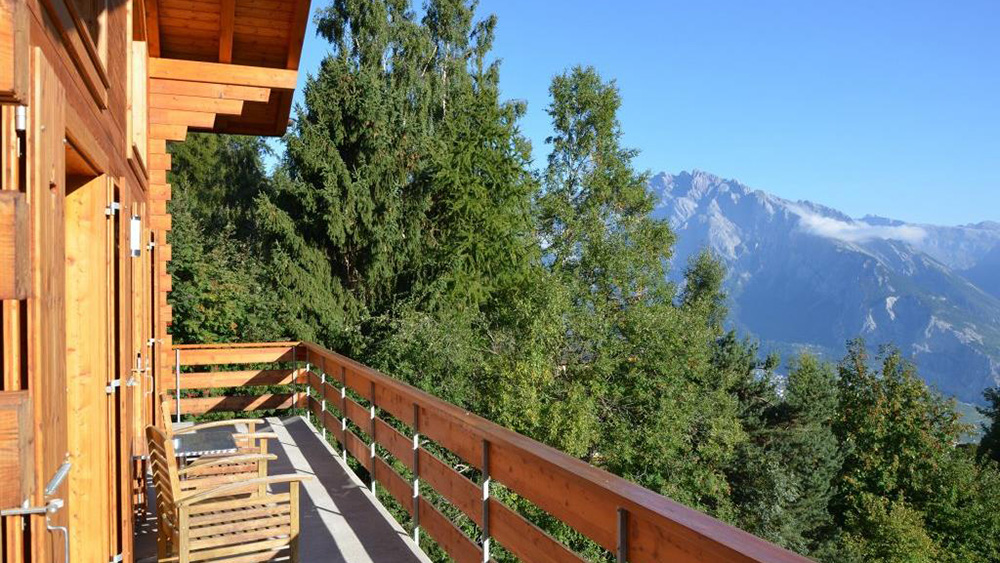 L'Aiglon Chalet, Switzerland