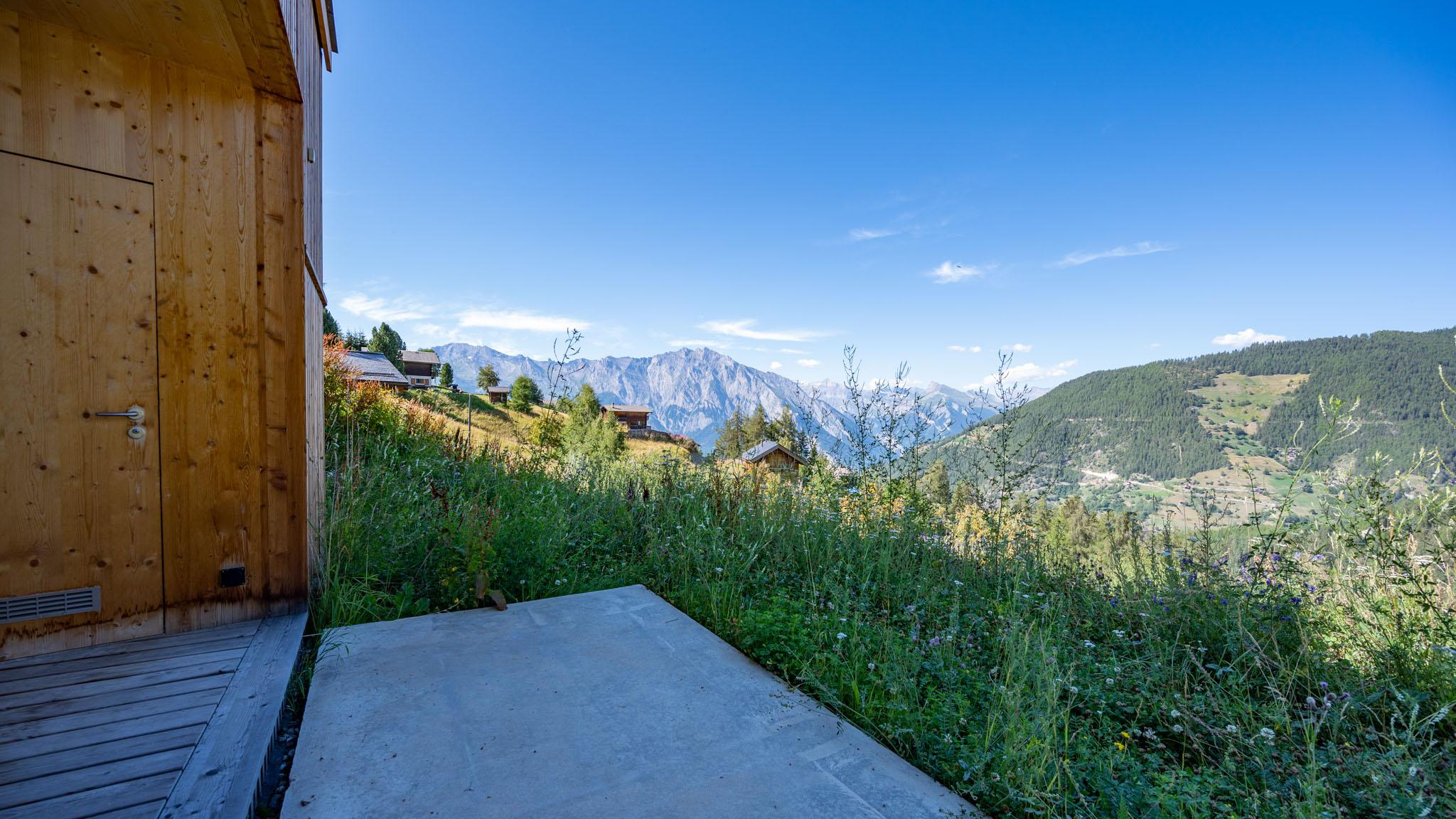 L'Èvasion Chalet, Switzerland