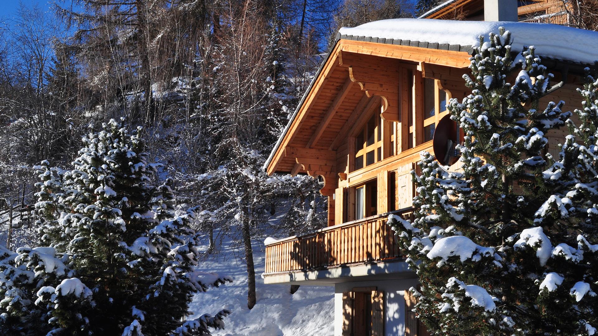 Belair & L'Oison Chalet, Switzerland