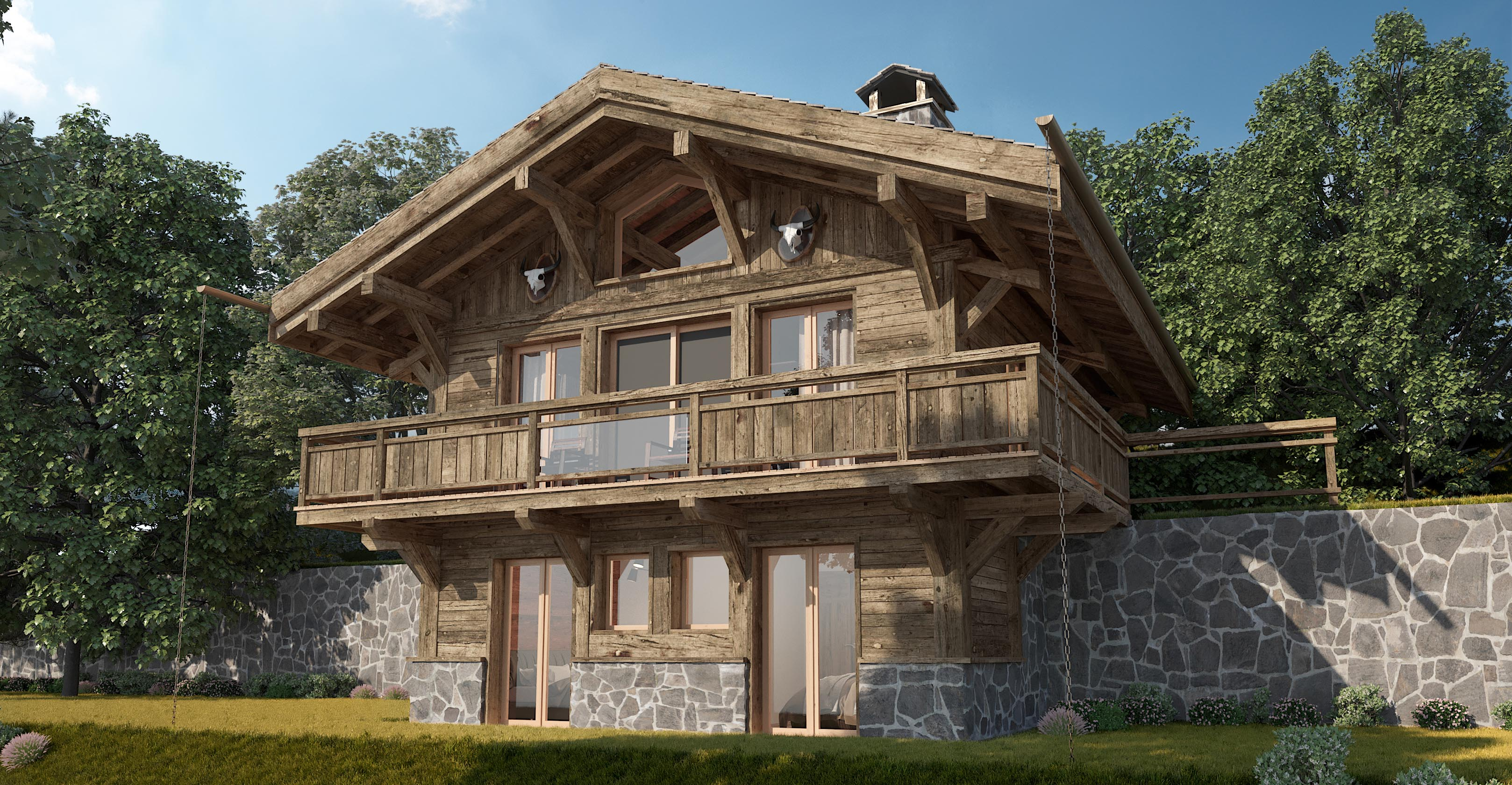 Chalet Bishorn Chalet, Switzerland
