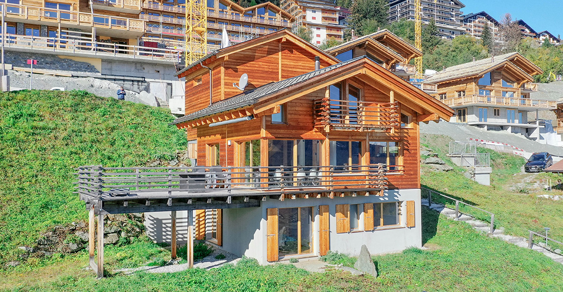 Chalet 21 Chalet, Switzerland