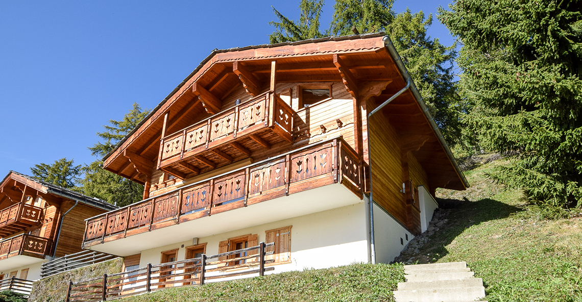 Chalet Greppon Blanc Chalet, Switzerland