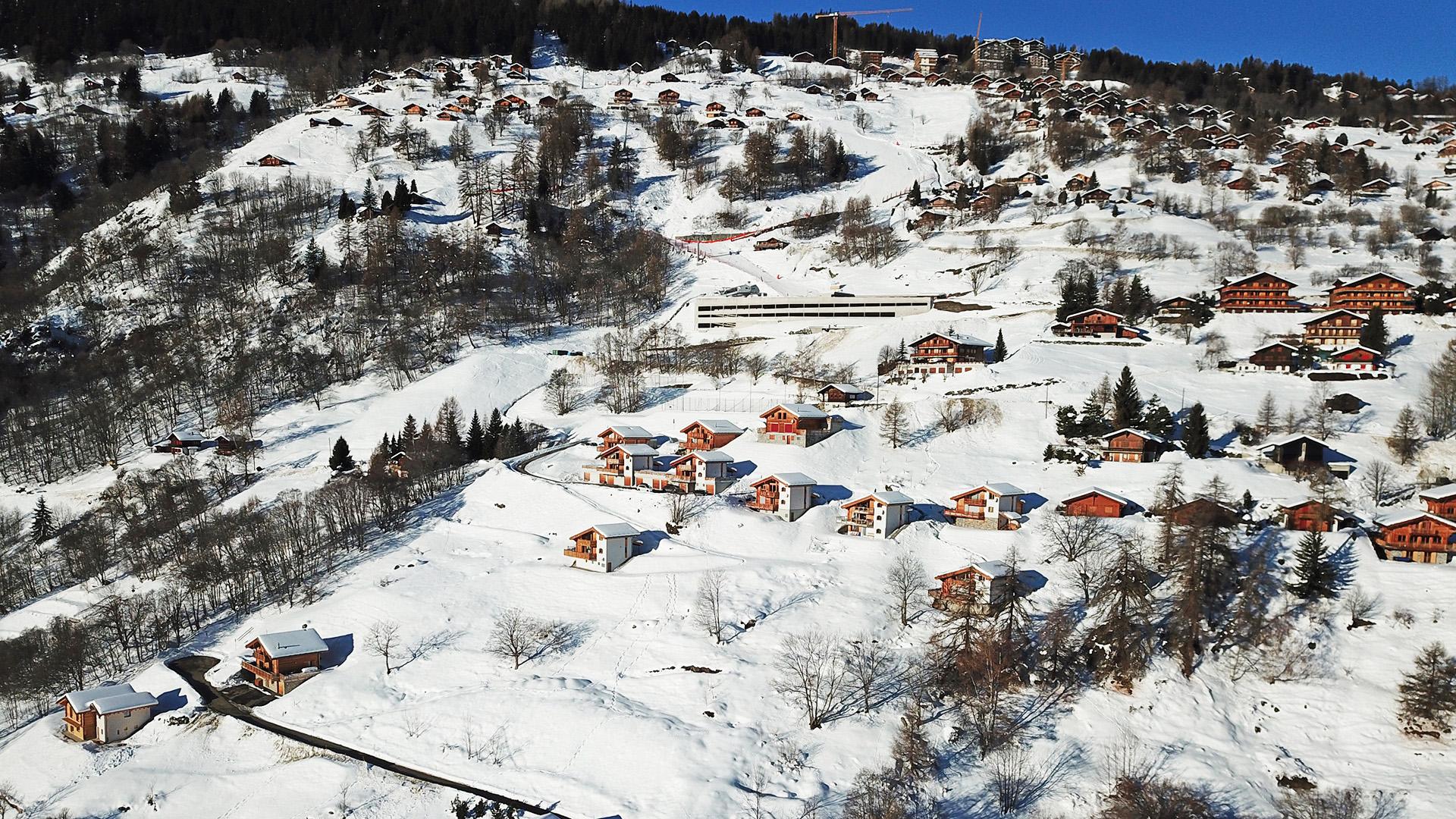 Chalet Pied des Pistes Chalet, Switzerland