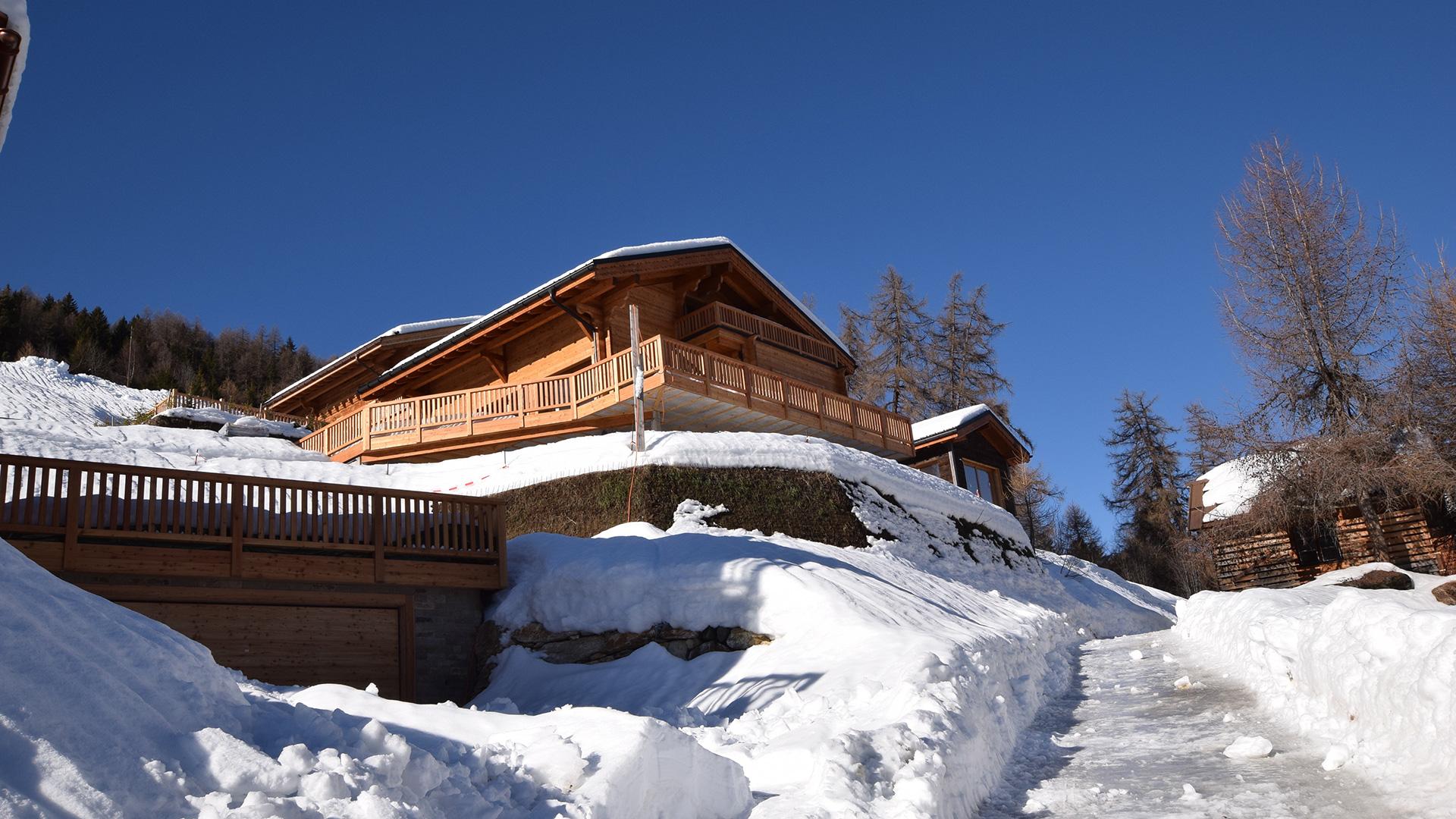 Chalet Tamia Chalet, Switzerland