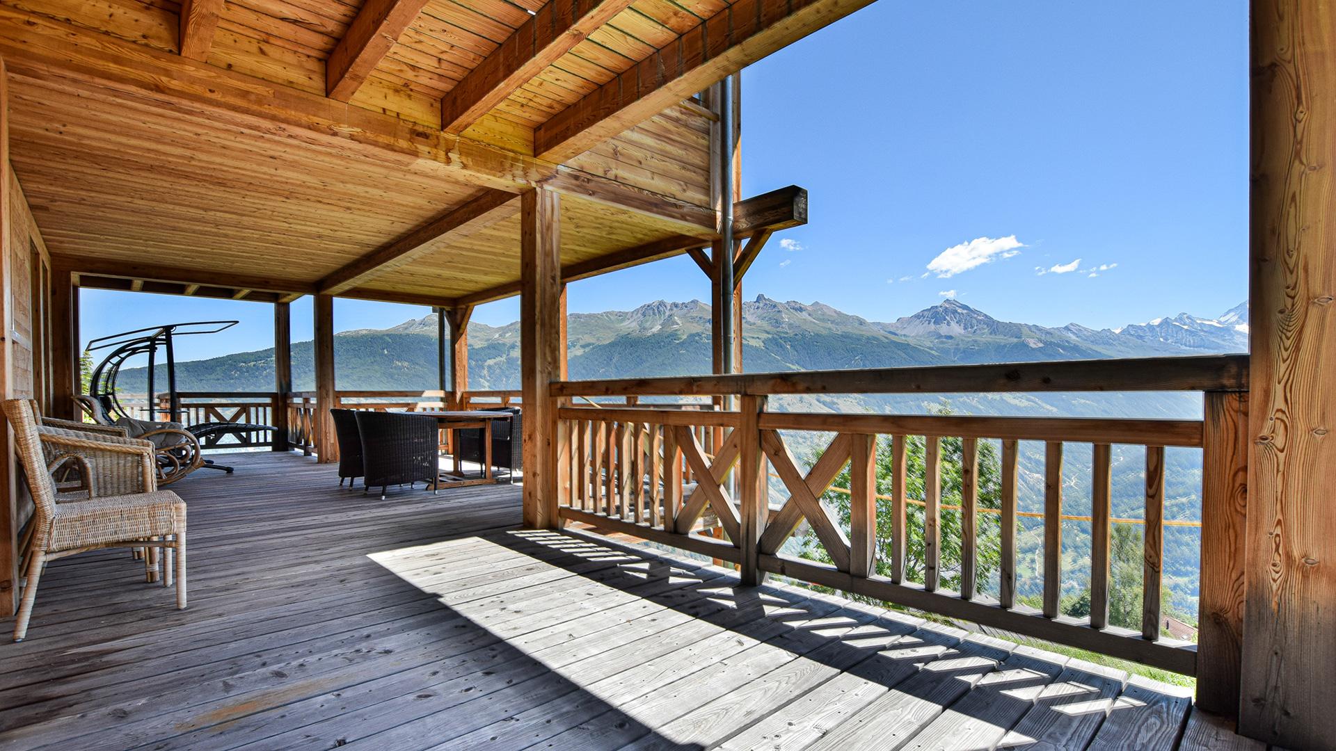 Chalet Vacances Chalet, Switzerland