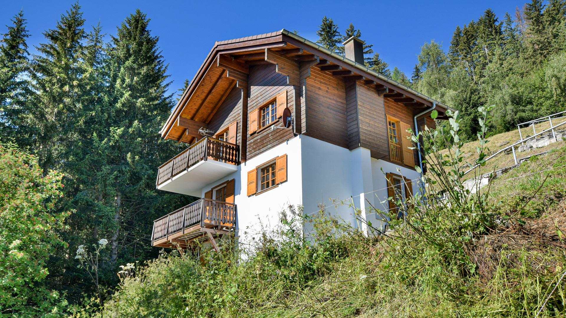 Chalet sur le Piste Chalet, Switzerland