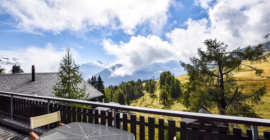 L'Attique Apartments, Switzerland