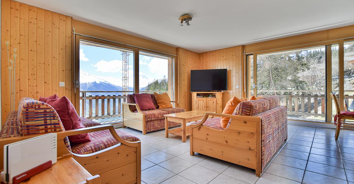 Les Cimes Apartments, Switzerland