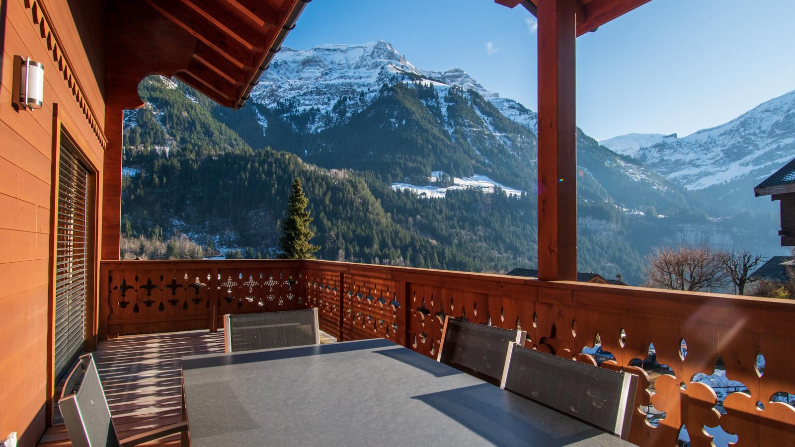 Chalet Dents-du-Midi Chalet, Switzerland