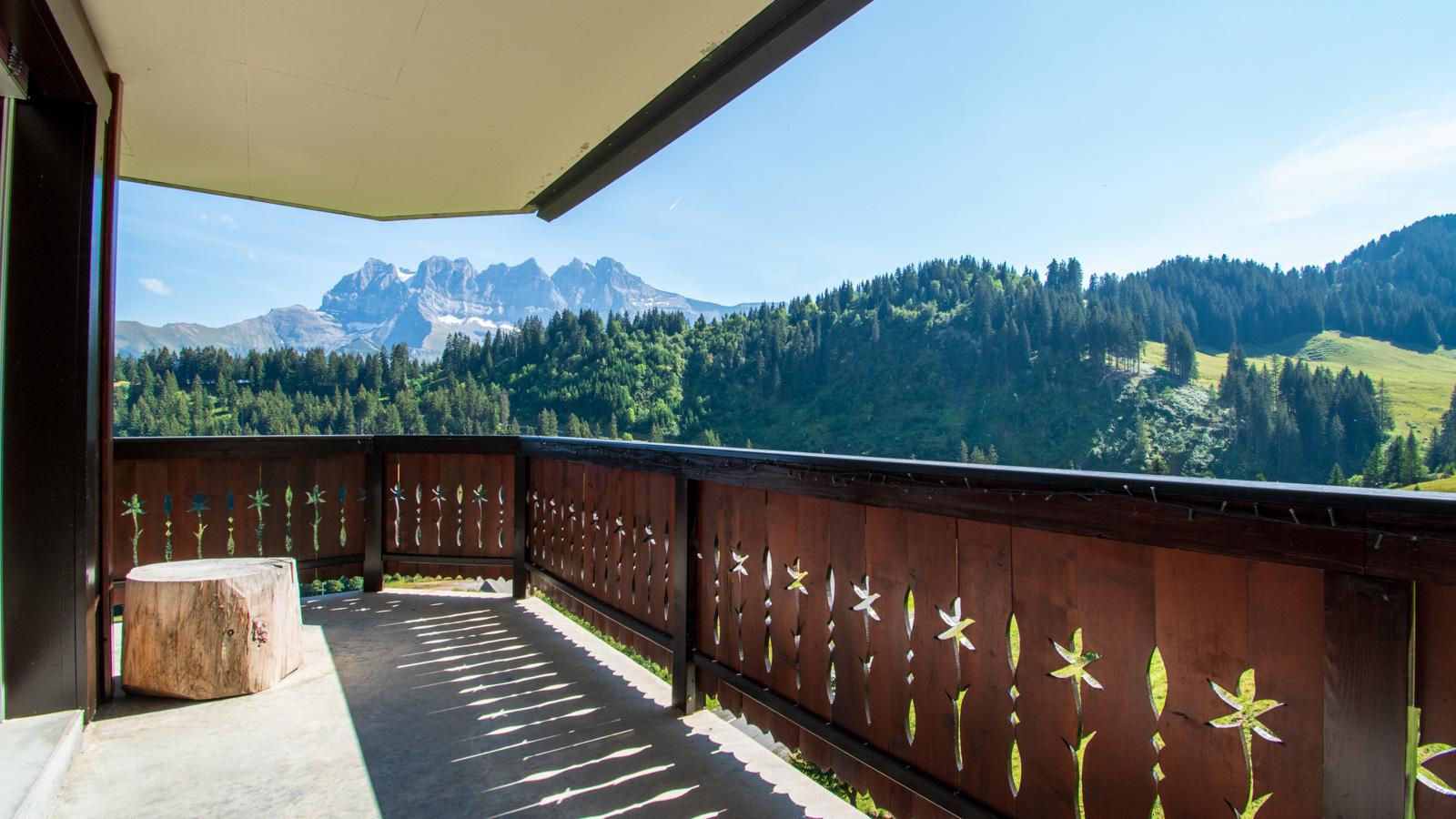 Les Mayots Apartments, Switzerland
