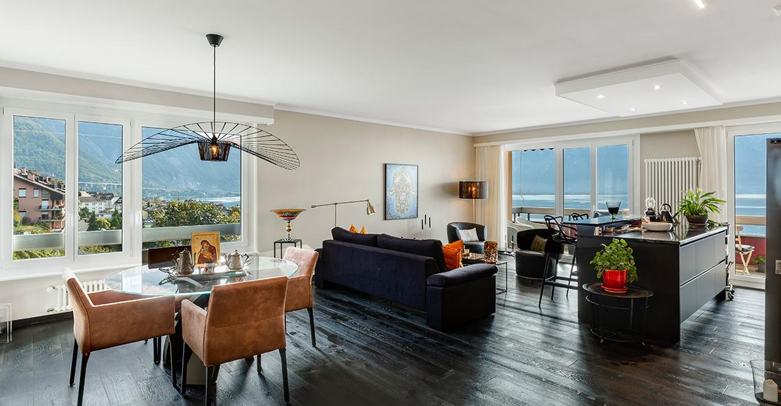 L'Ancien 6 Apartments, Switzerland