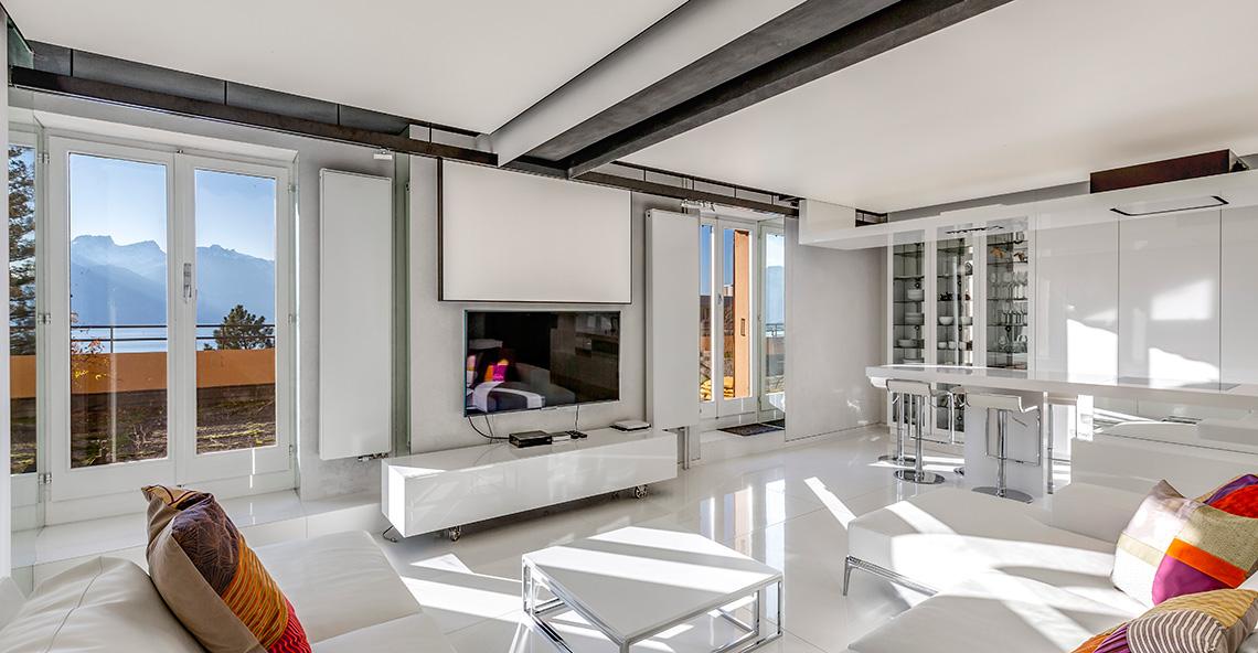 Le Bonivard Apartments, Switzerland