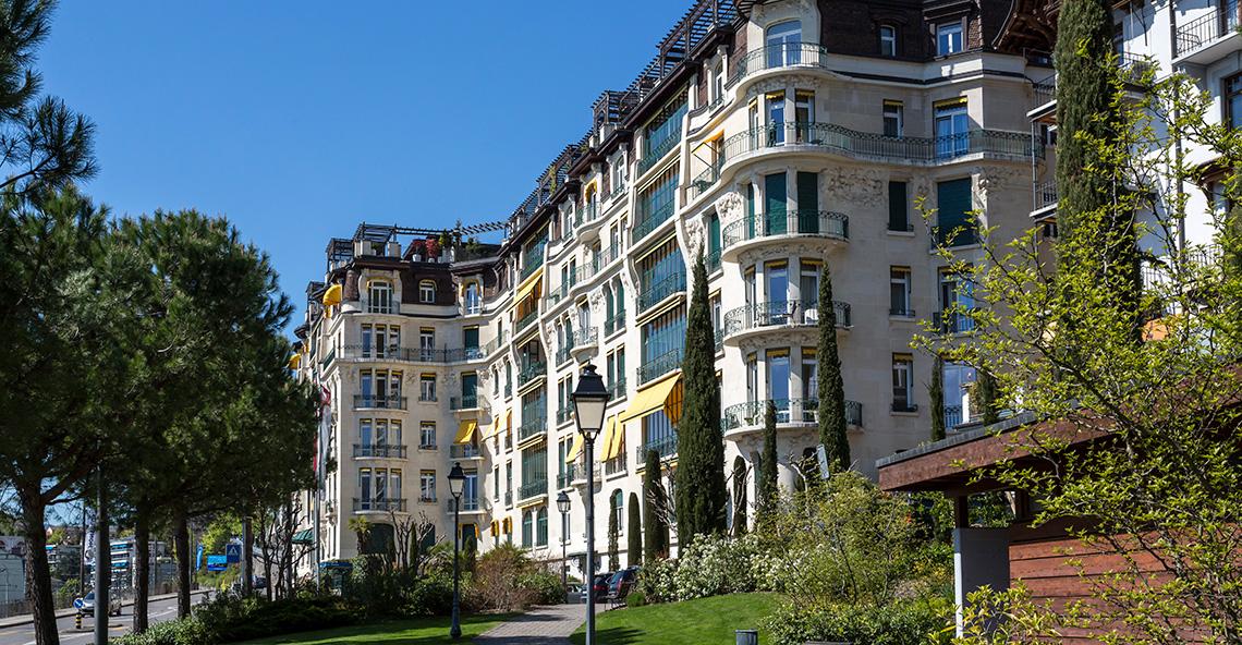 Le Chateau Apartments, Switzerland