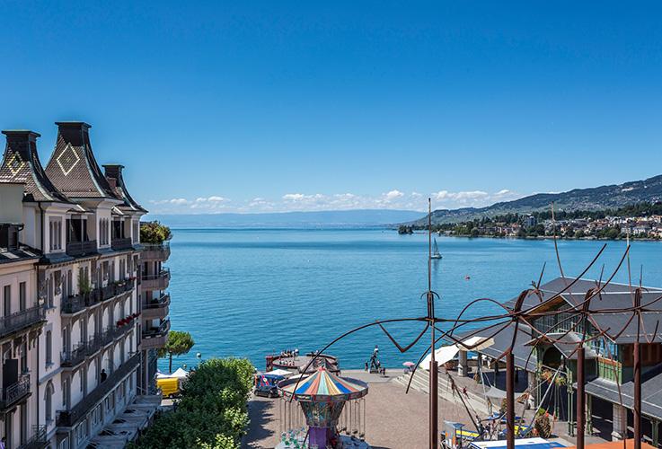 Montreux, Le Grand 8