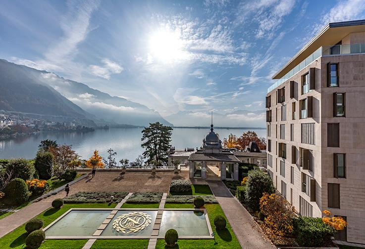Montreux, Le National 3