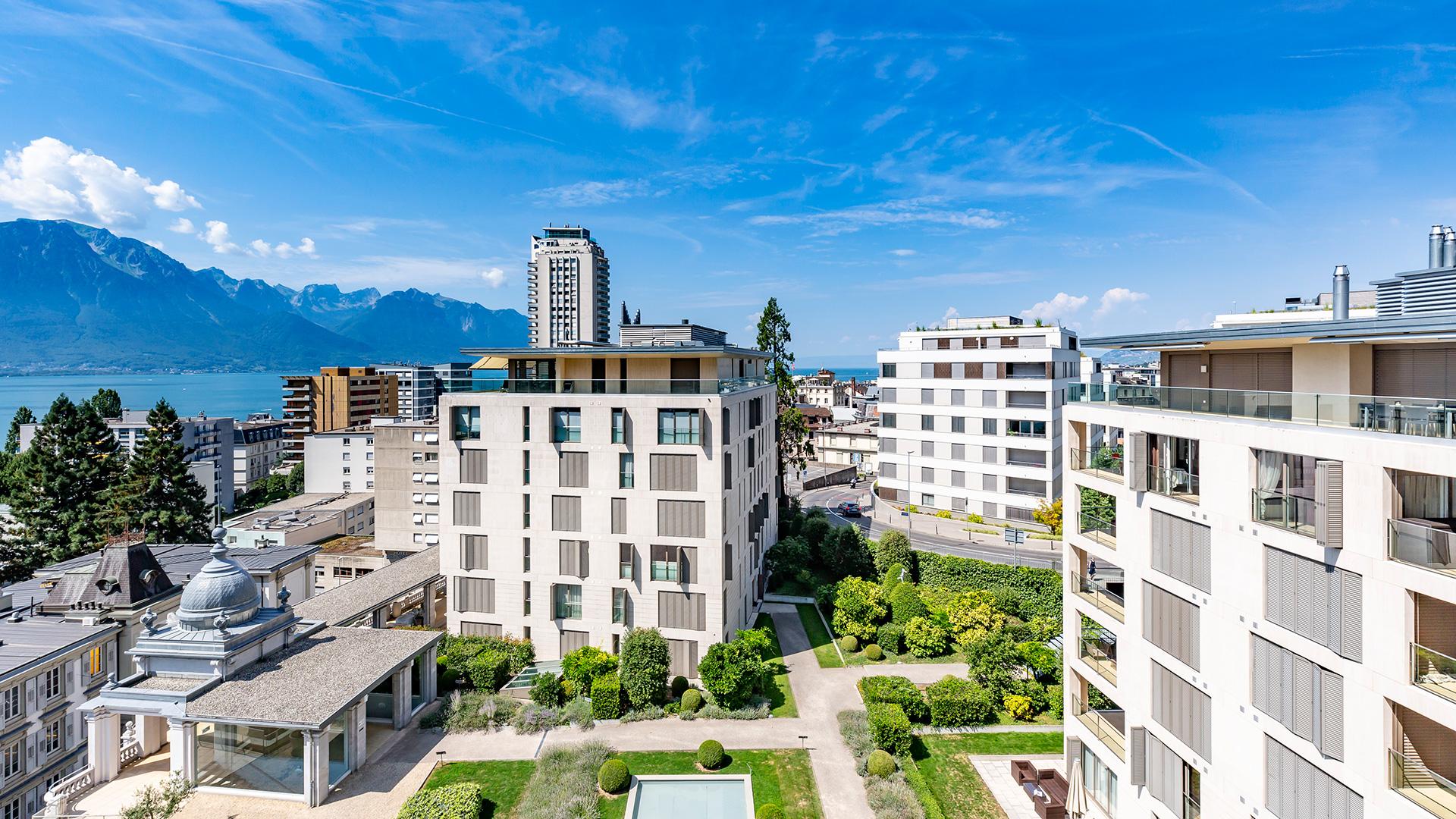 Le National 6 Apartments, Switzerland