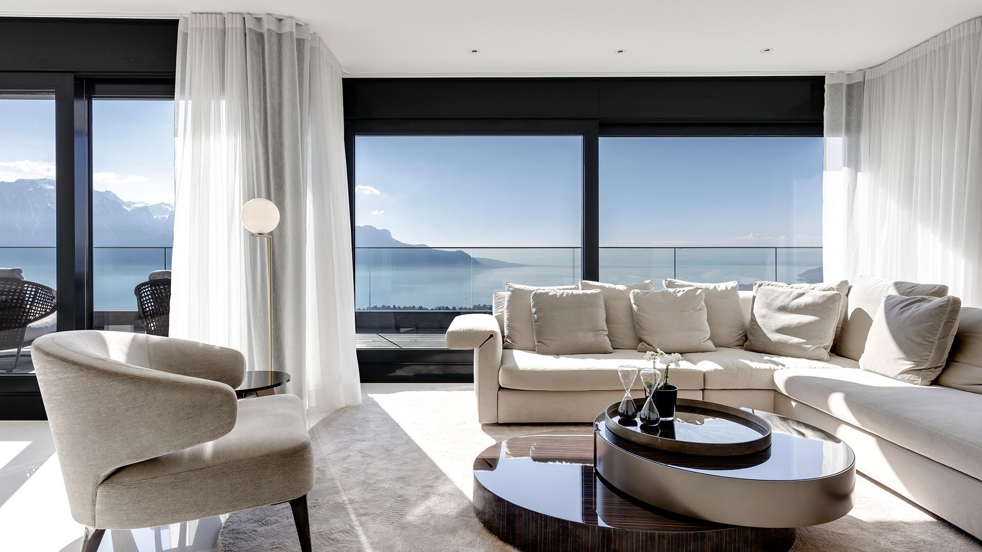 Le Riviera Apartments, Switzerland