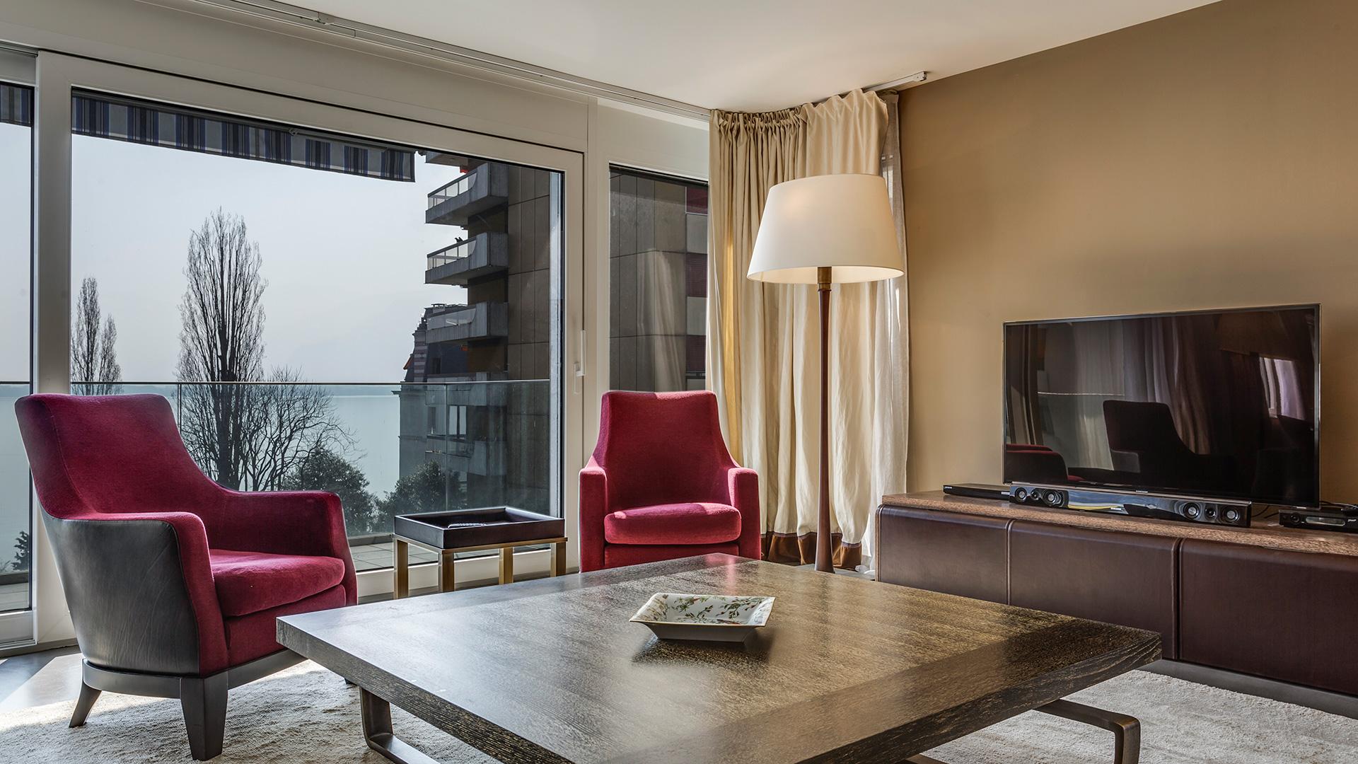 Le Theatre Apartments, Switzerland