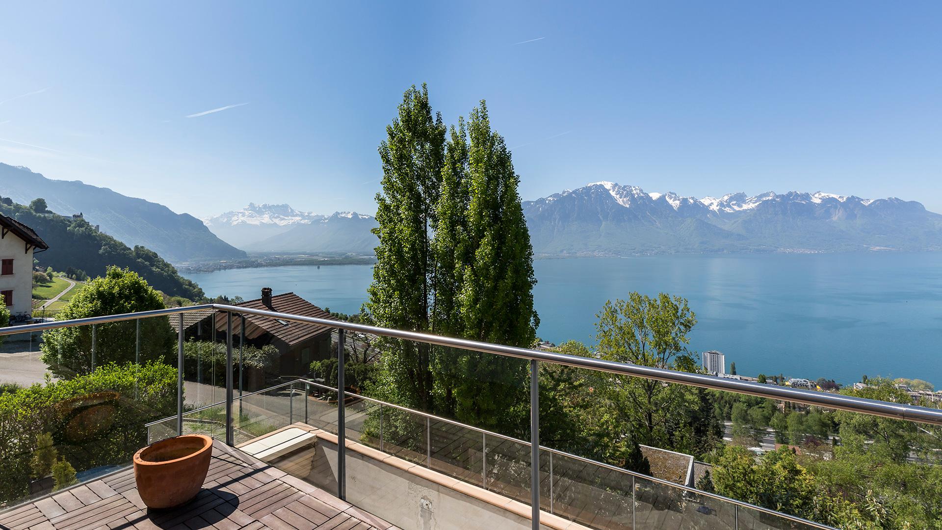 Les Hauteurs Chalet, Switzerland
